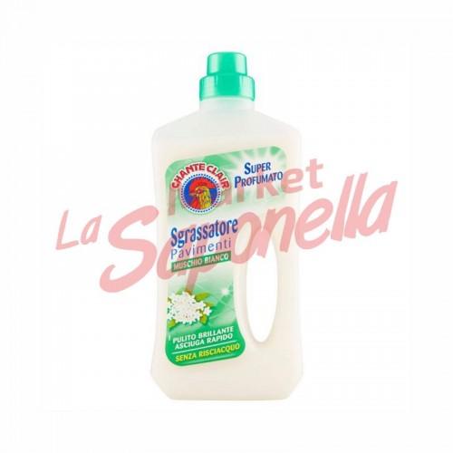Detergent pardoseli cu musc alb Chante Clair – 750 ml
